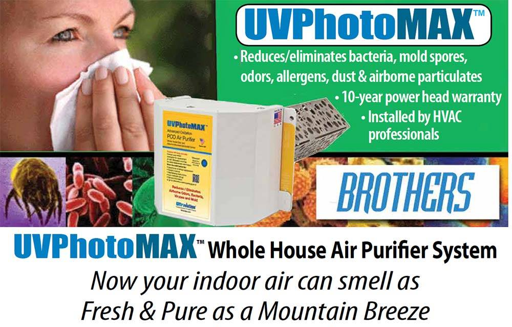 Indoor Air Quality Brothers Air