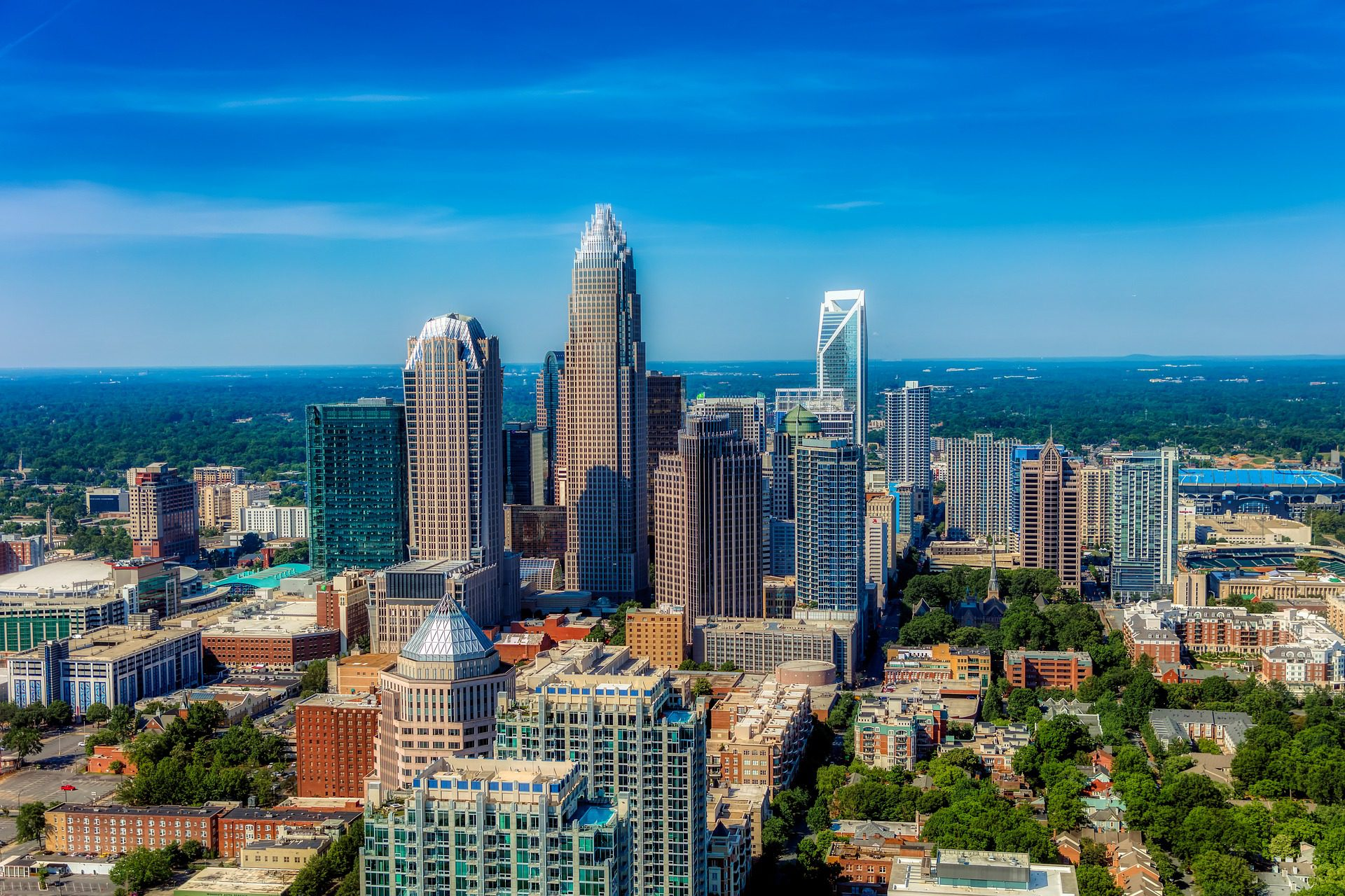 Summer Construction Projects in Charlotte