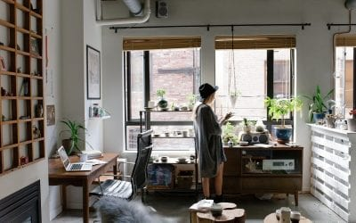 4 easy steps to adapt your home to the new normal