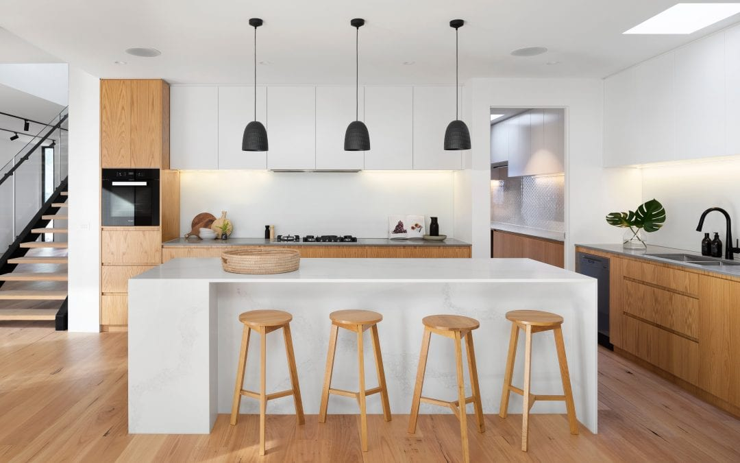 Dream home kitchen island: a must or not?