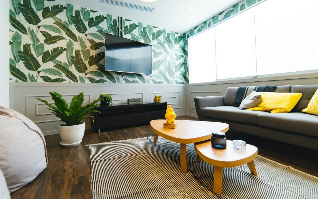 4 decorative trends for interior design that are key today